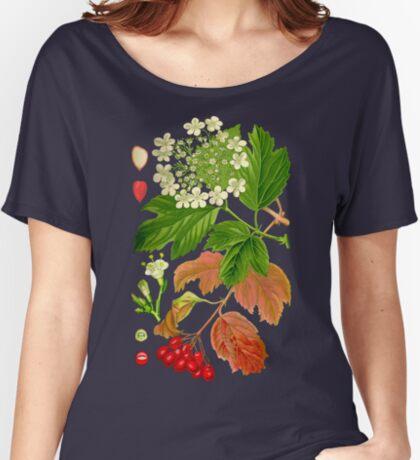 guelder rose Women's Relaxed Fit T-Shirt