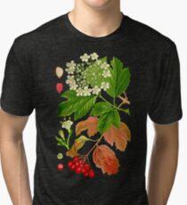 guelder rose Tri-blend T-Shirt