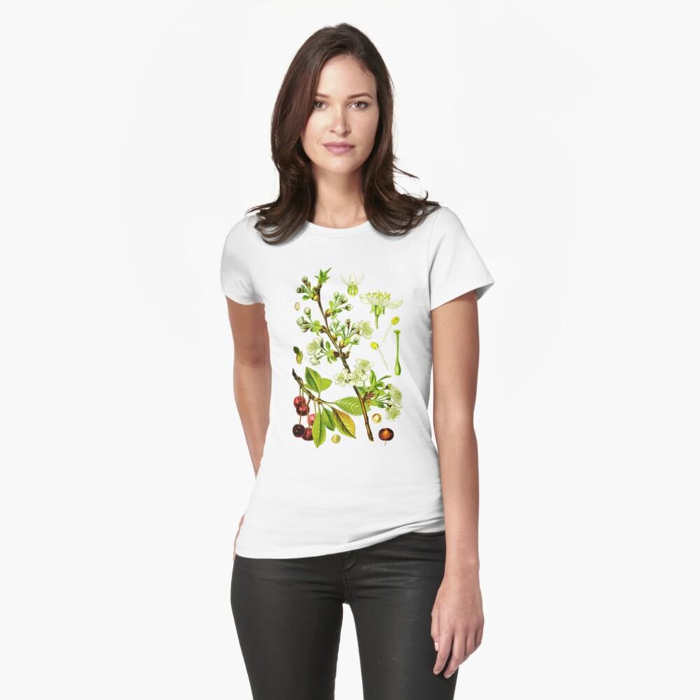 sour cherry Womens T-Shirt Front
