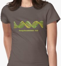 Ukulele DNA Green T-Shirt