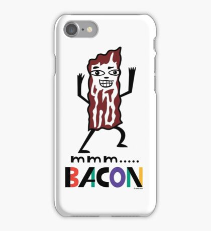 mmm Bacon iPhone Case/Skin