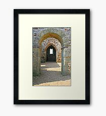 New Angle on Knowlton Framed Print