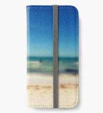 By The Seashore iPhone Wallet/Case/Skin