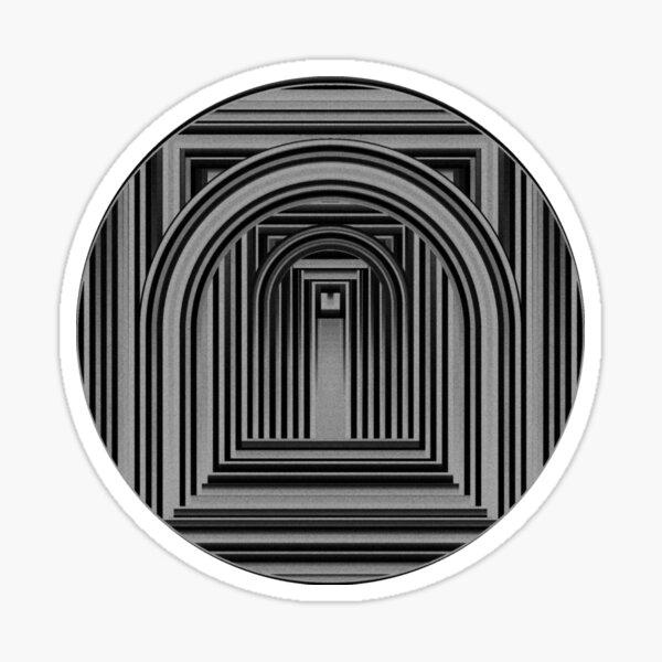 Archway Sticker