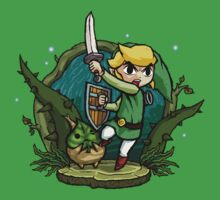 Legend of Zelda Wind Waker Forbidden Woods Temple T-Shirt | Unisex T-Shirt
