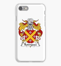 Rodriguez Coat of Arms/Family Crest iPhone Case/Skin