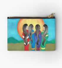 Directions -The Sisters Studio Pouch
