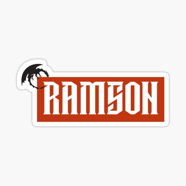 RAMSON Sticker