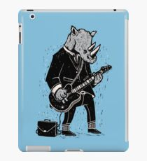 Corporate Rock iPad Case/Skin