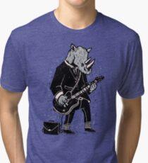 Corporate Rock Tri-blend T-Shirt