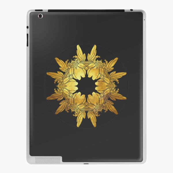 Golden Mandala 7 iPad Skin