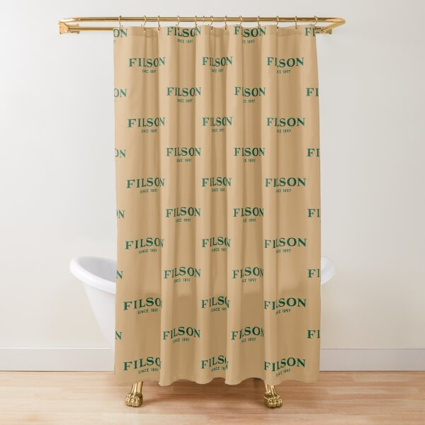 Show The Skill With Fishing 252 Shower Curtain