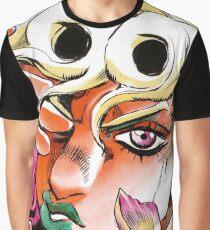 Giorno Giovanna - Golden Wind Graphic T-Shirt