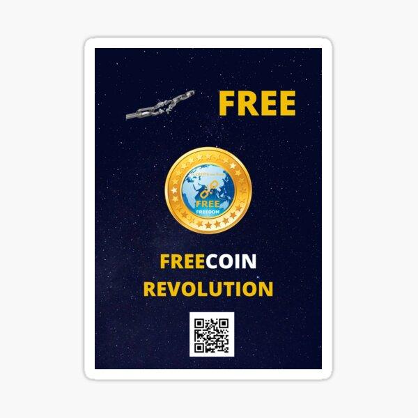 Break Free, Freecoin Sticker