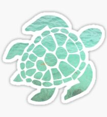 Sea Turtle -Miami Sticker