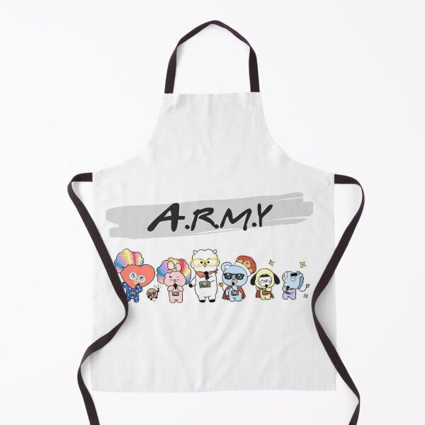 ARMY (BTS FANS)!!! <3 Apron