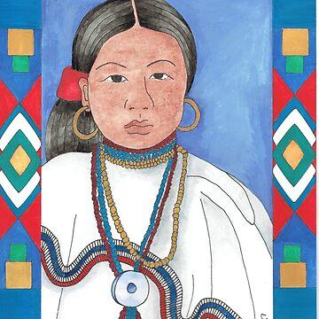 Girl by weeyawakee1