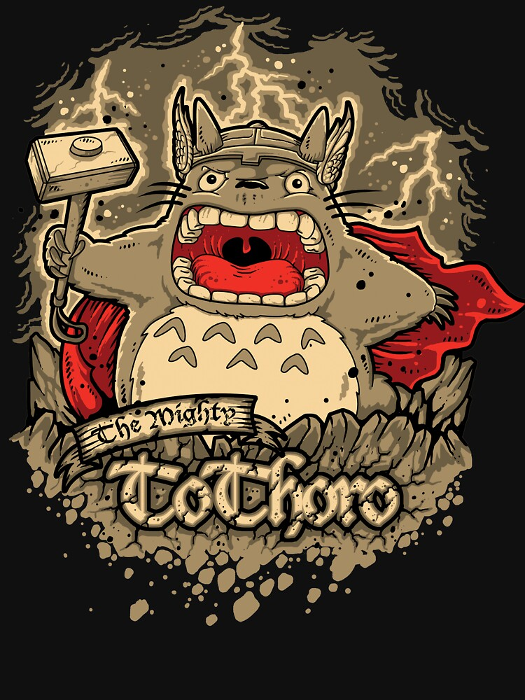 The Mighty ToThoro | Unisex T-Shirt