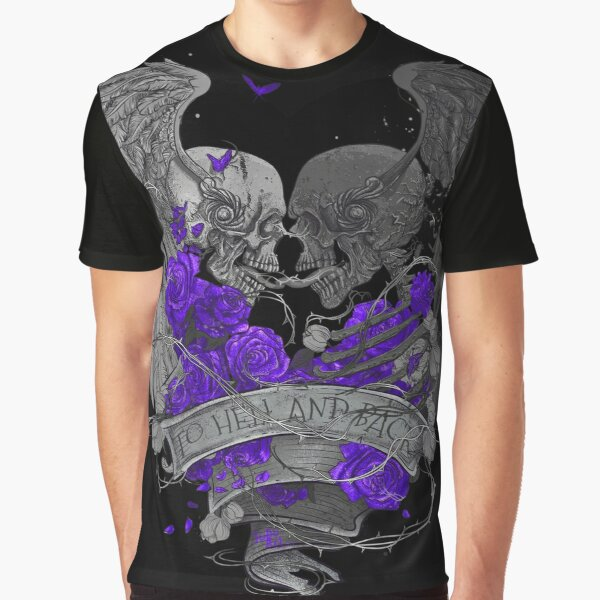 """"""" To Hell And Back """" by Julia Art Graphic T-Shirt"""