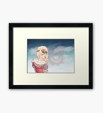 How To Train Your Dragon 2: ASTRID Framed Print