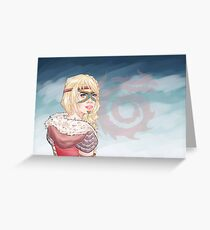 How To Train Your Dragon 2: ASTRID Greeting Card