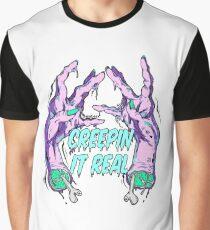 Creepin' It Real Graphic T-Shirt