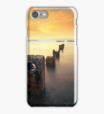 Pillars of Coledale iPhone Case/Skin