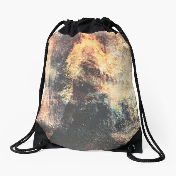 Dans Le Sillage Du Soleil Drawstring Bag