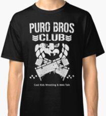 Puro Bros Club LionMark Classic T-Shirt