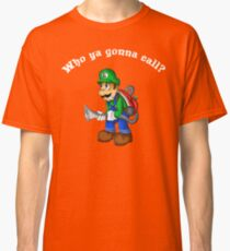 Boo-busters! Classic T-Shirt