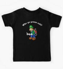 Camiseta para niños Boo-busters!