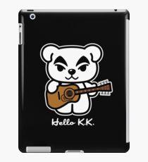 Hello K.K. iPad Case/Skin