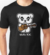 Hello K.K. Unisex T-Shirt