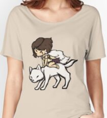 Princess Mononoke Women's Relaxed Fit T-Shirt