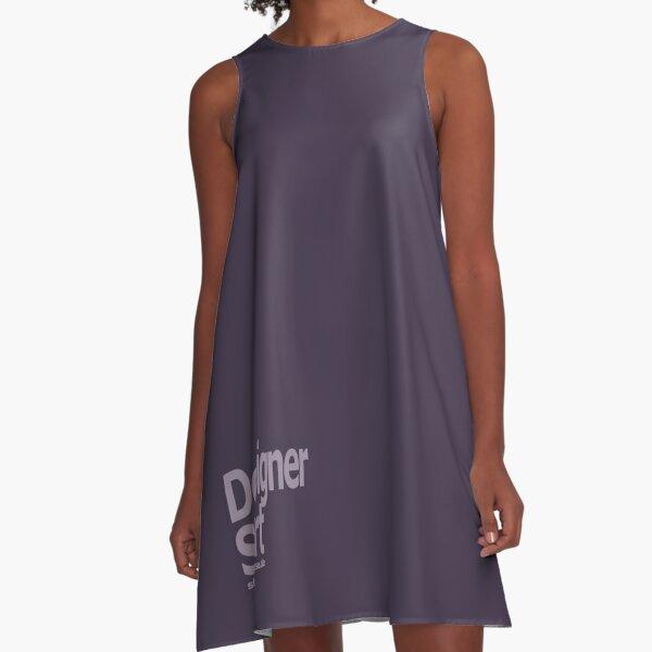 designer shirt shirtyhouse A-Linien Kleid