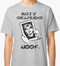Home Alone: Buzz's Girlfriend Classic T-Shirt