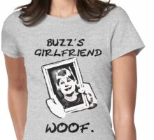 Home Alone: Buzz's Girlfriend Womens Fitted T-Shirt