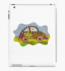 VW Punch Buggy Vroom Vroom iPad Case/Skin