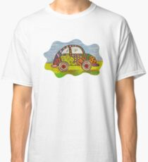 VW Punch Buggy Vroom Vroom Classic T-Shirt