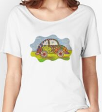 VW Punch Buggy Vroom Vroom Women's Relaxed Fit T-Shirt