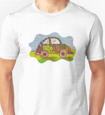 VW Punch Buggy Vroom Vroom T-Shirt