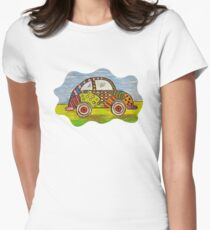 VW Punch Buggy Vroom Vroom T-Shirt