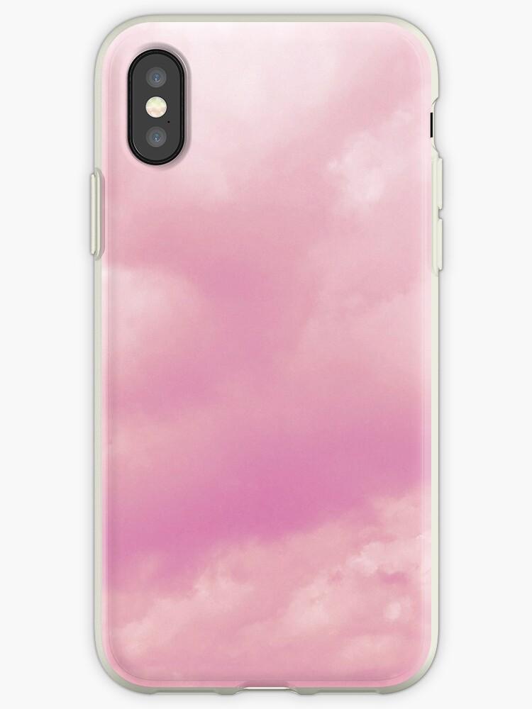 coque nuage iphone xs