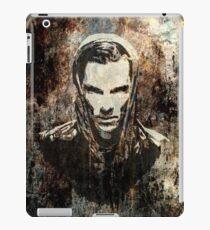 Benedict Cumberbatch - Khan (grunge) iPad Case/Skin