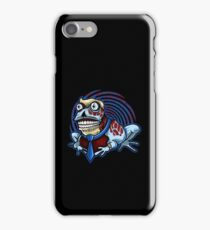 HypnOBEYtoad iPhone Case/Skin