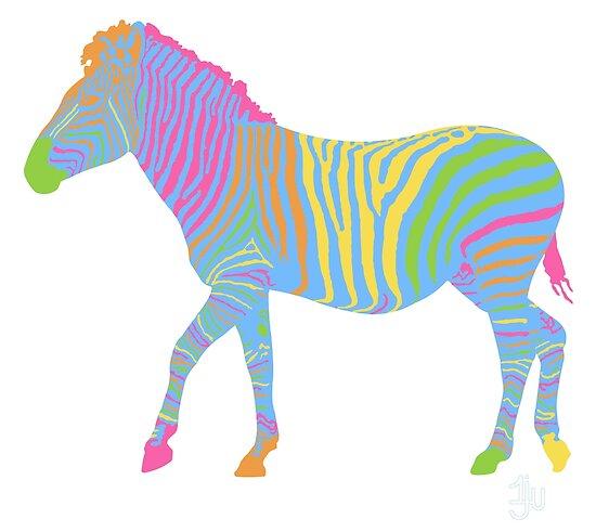 Zebra 8A by onejyoo