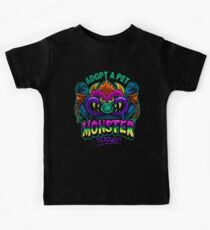 Adopt a Pet Monster Kids Tee