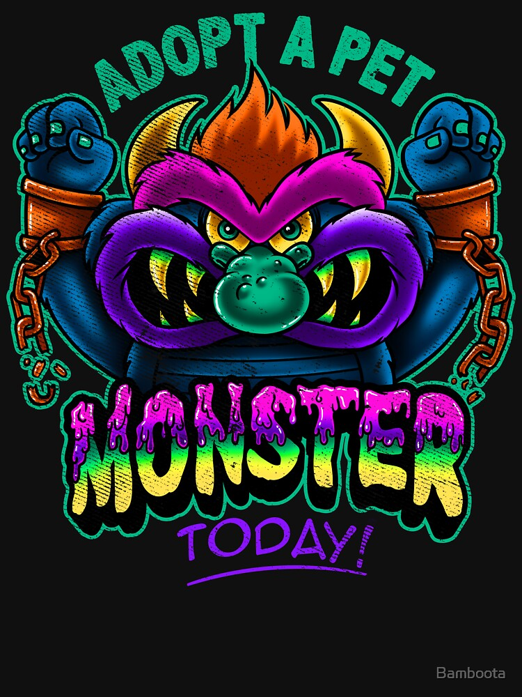 Adopt a Pet Monster | Unisex T-Shirt