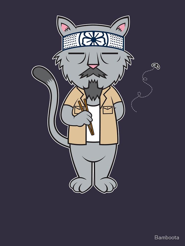 Mr.Meowgi by Bamboota