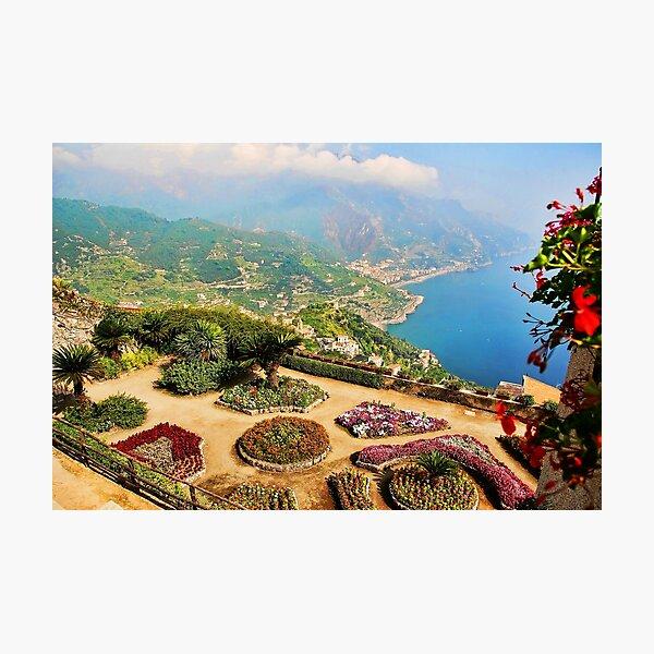 Villa Rufolo Photographic Print